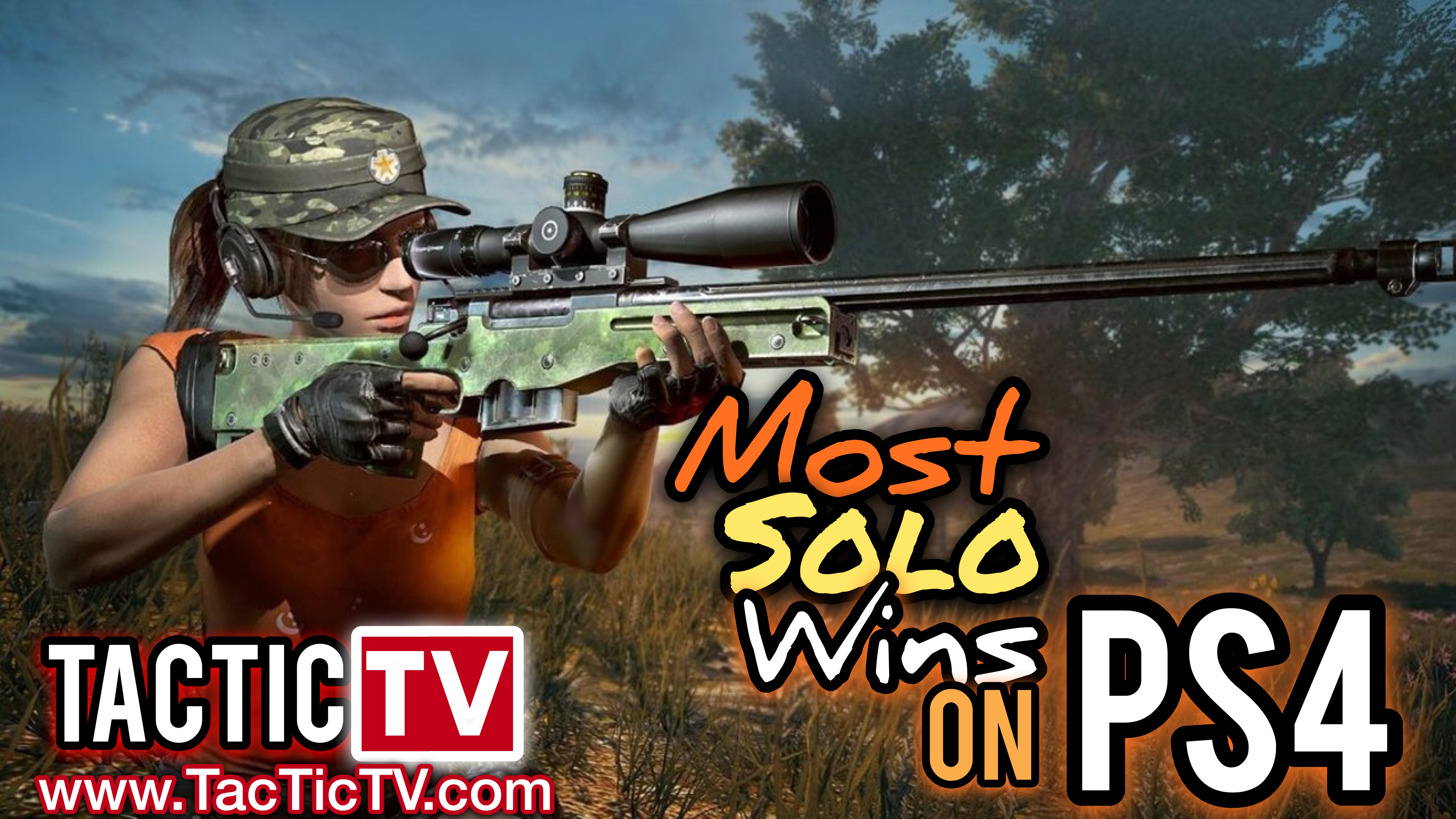 Most recorded solo wins on PS4 Livestream  Come join! – H1Z1